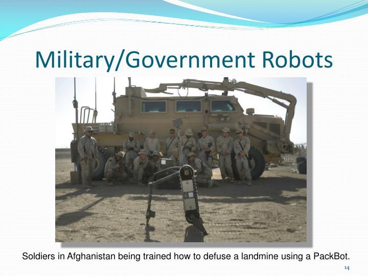 Ppt Future Of Robotics Engineering Powerpoint