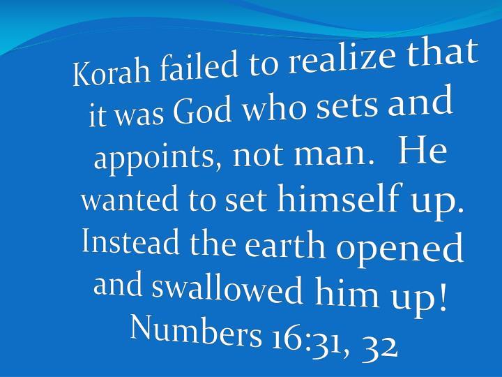 Korah