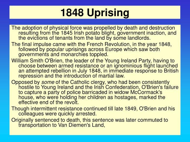 1848 Uprising