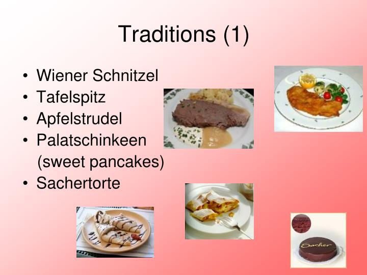 Traditions (1)