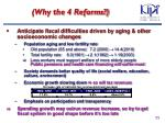 why the 4 reforms