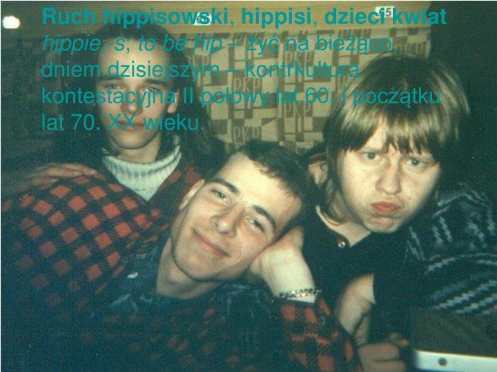 Ruch hippisowski
