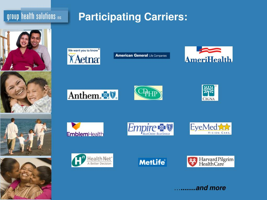 Participating Carriers: