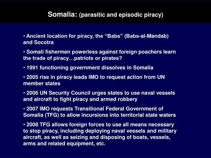 Somalia: