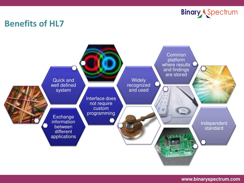 Benefits of HL7
