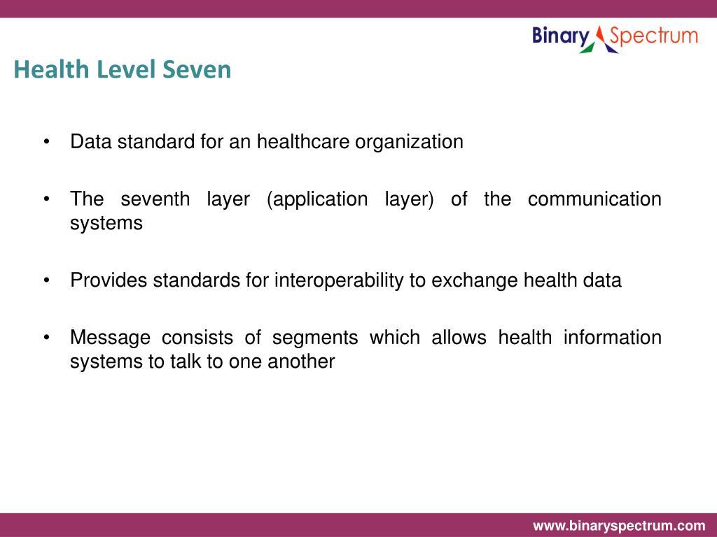 Health Level Seven