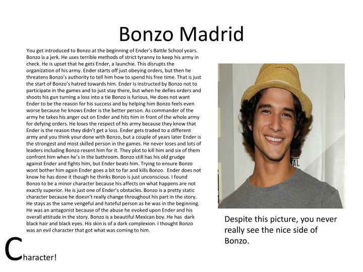Bonzo Madrid