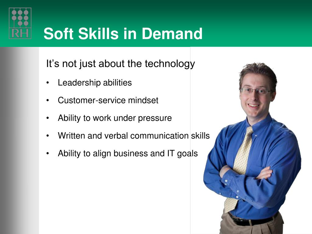 Soft Skills in Demand