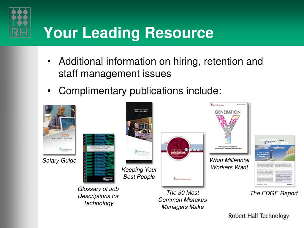 Your Leading Resource