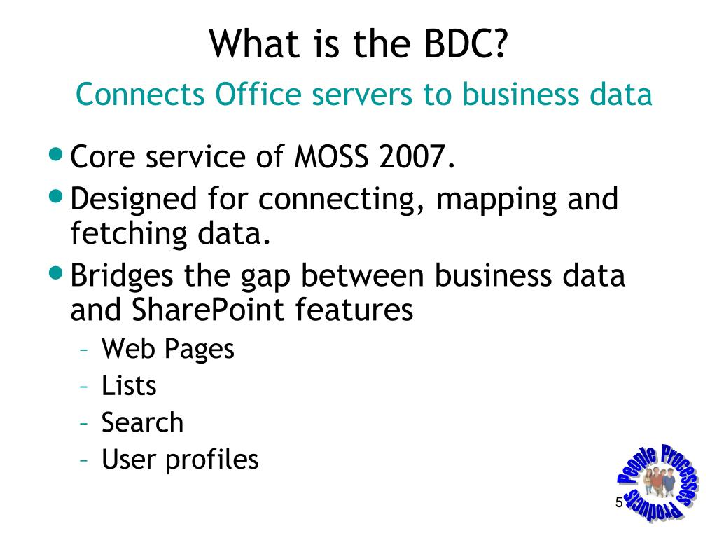 What is the BDC?