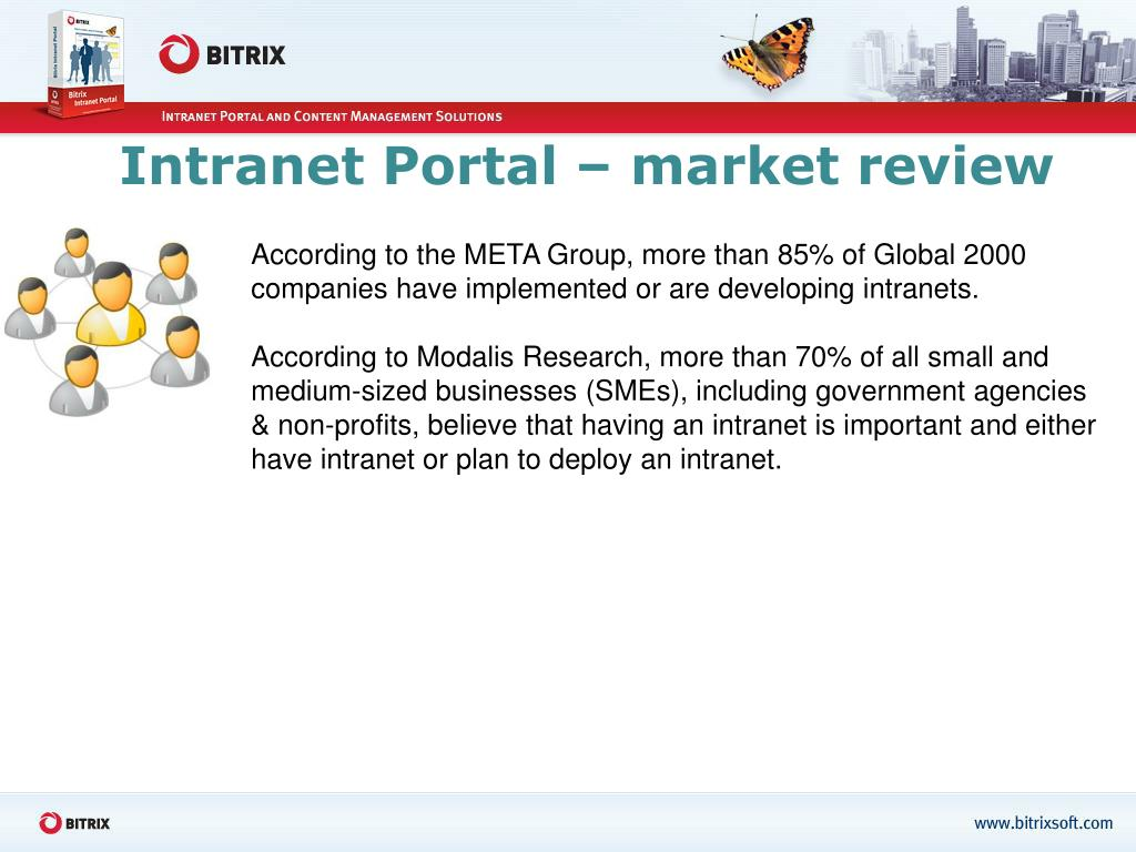 Intranet Portal – market review