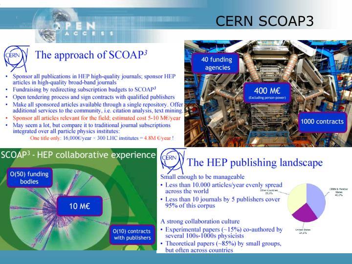 CERN SCOAP3