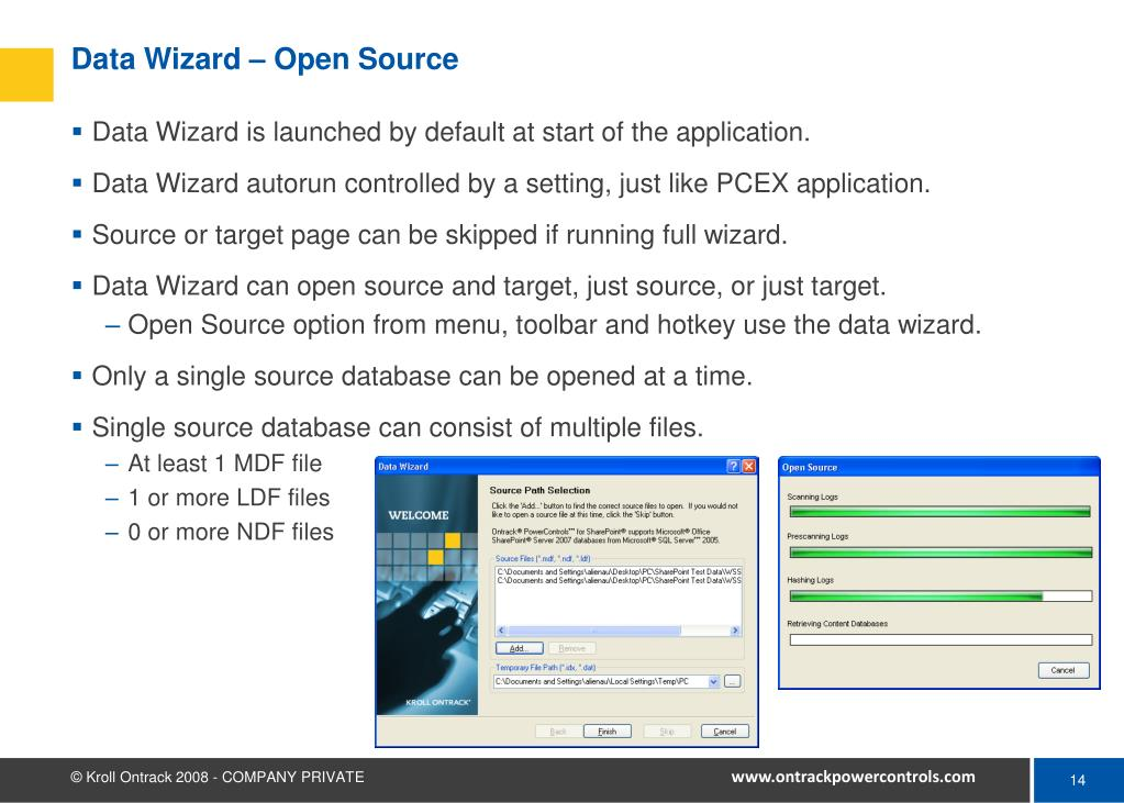 Data Wizard – Open Source
