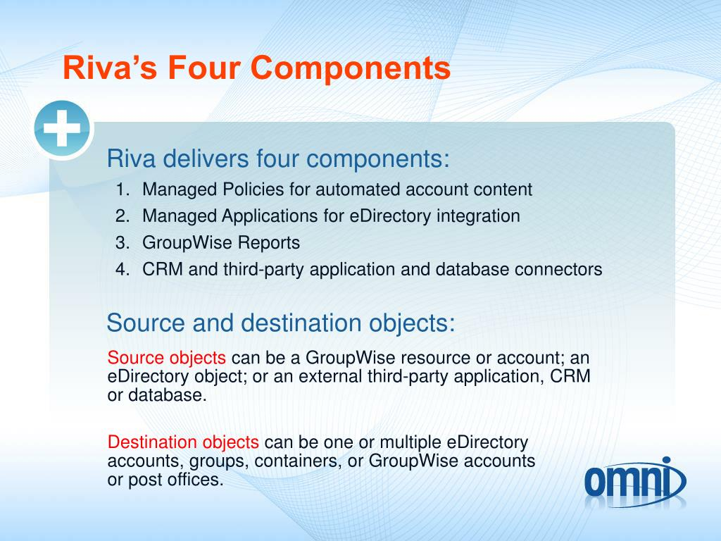 Riva's Four Components