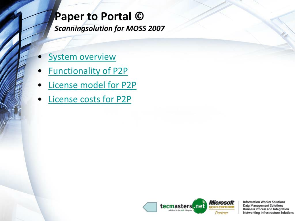Paper to Portal ©