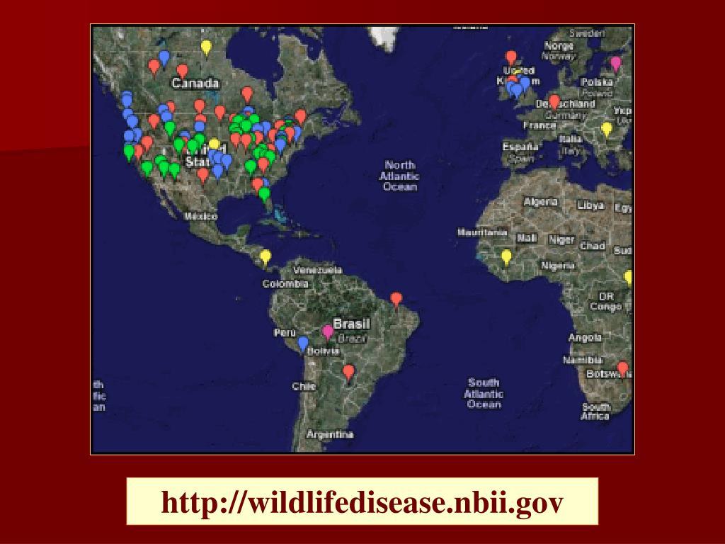 http://wildlifedisease.nbii.gov