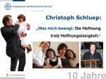 christoph schluep