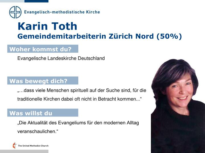 Karin Toth