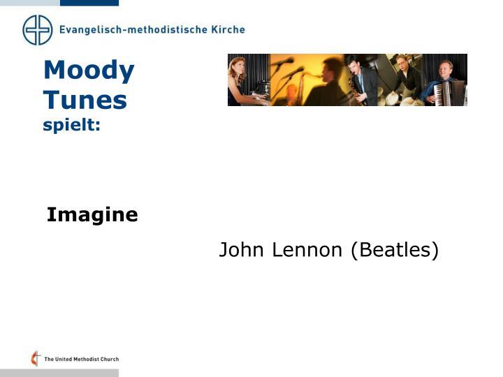 Moody Tunes