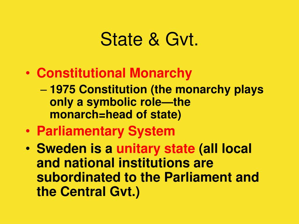State & Gvt.