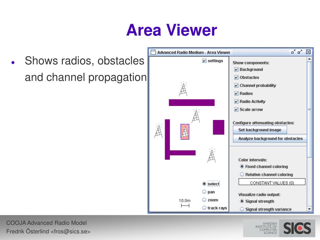 Area Viewer