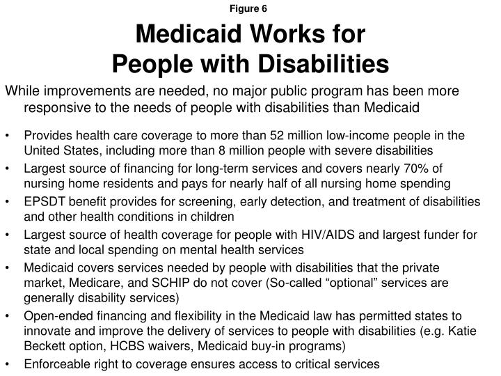 Medicaid Works for