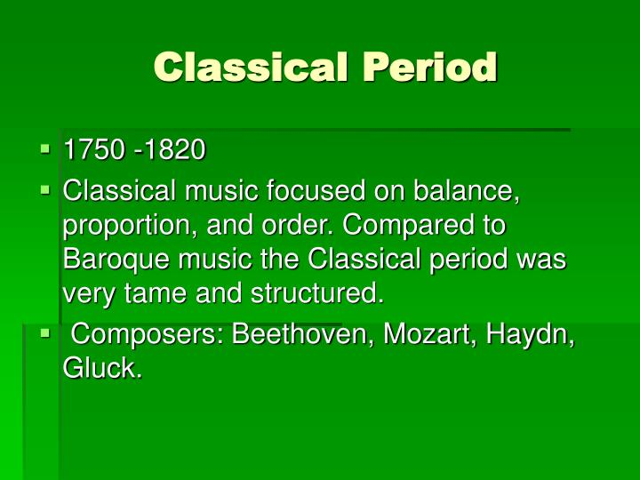 Classical Music PowerPoint Template, Backgrounds | 02174 ...