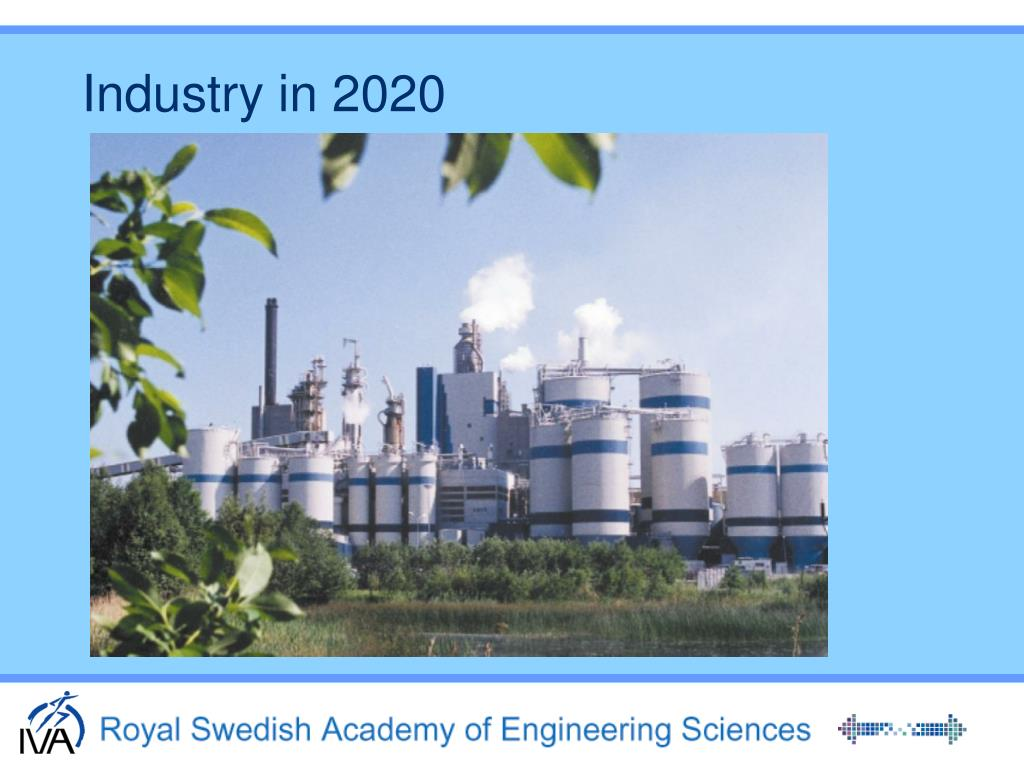 Industry in 2020