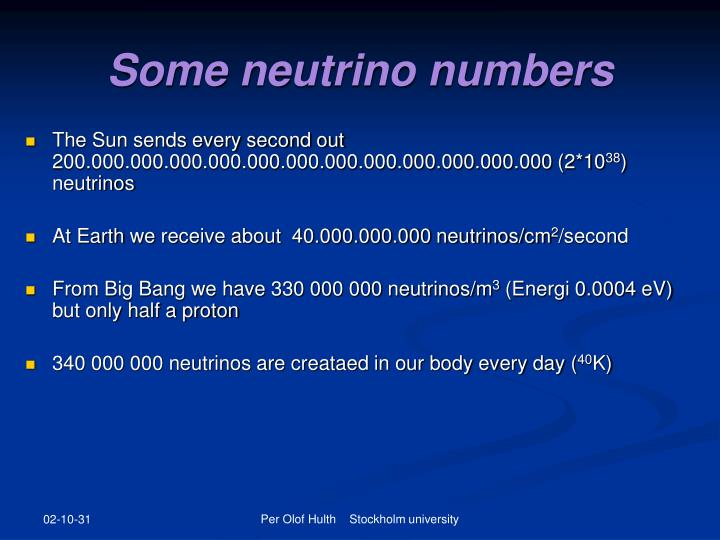 Some neutrino numbers l.jpg