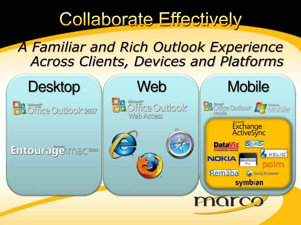 Collaborate Effectively