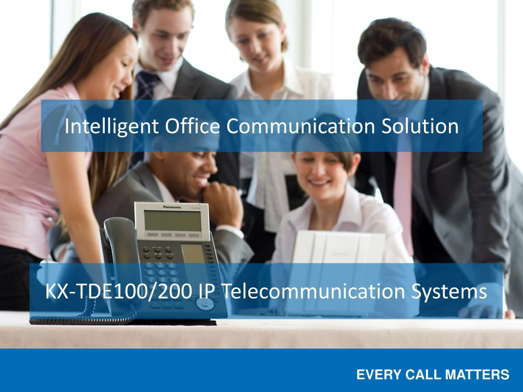 Intelligent Office Communication Solution