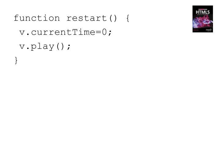function restart() {