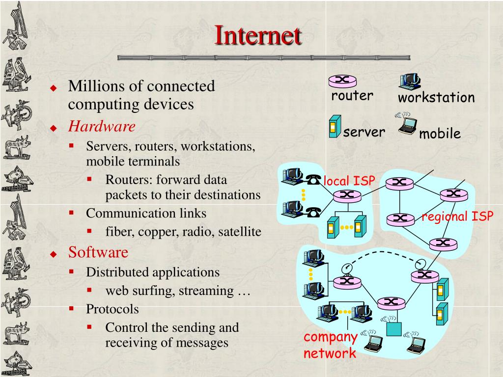 Millions of connected computing devices
