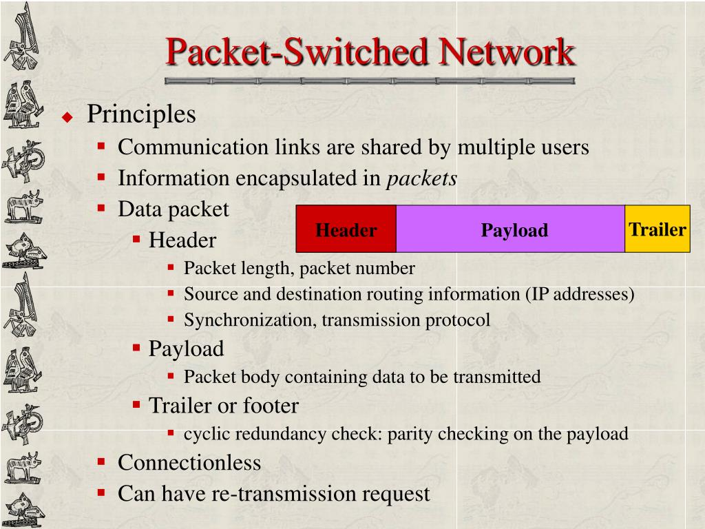 Packet-Switched Network