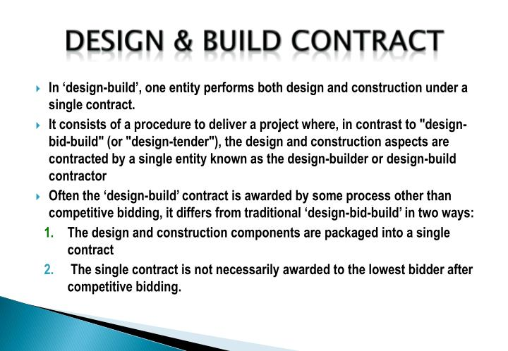 Ppt Application Of Epc Bot Ppp Contracts Powerpoint