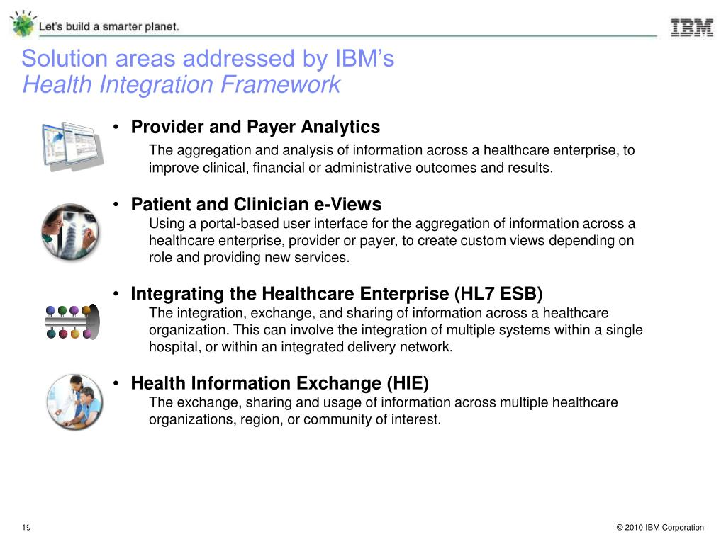 Provider and Payer Analytics
