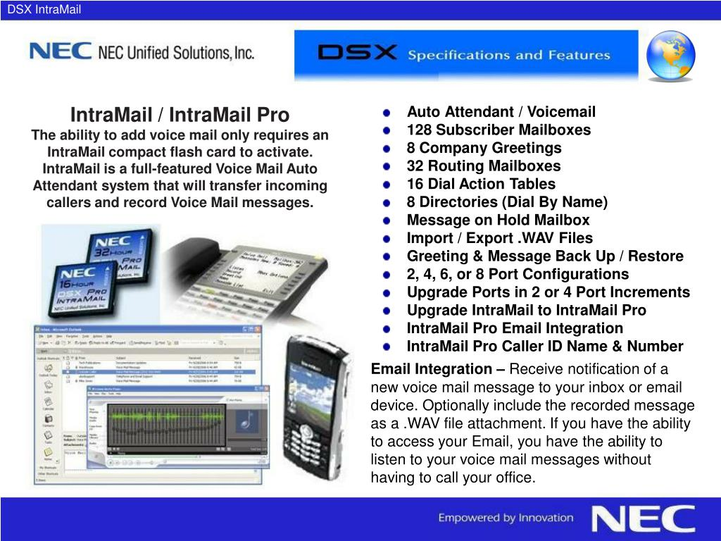 DSX IntraMail