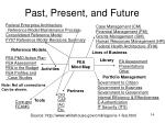 past present and future14
