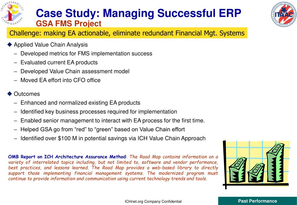 Case Study: Managing Successful ERP
