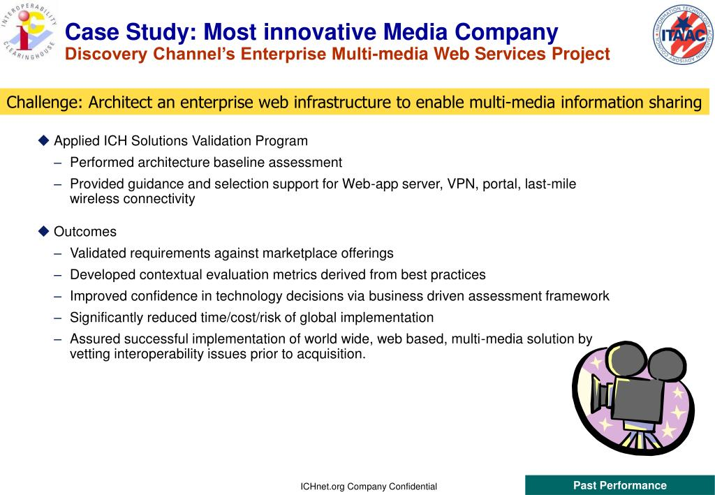 Case Study: Most innovative Media Company
