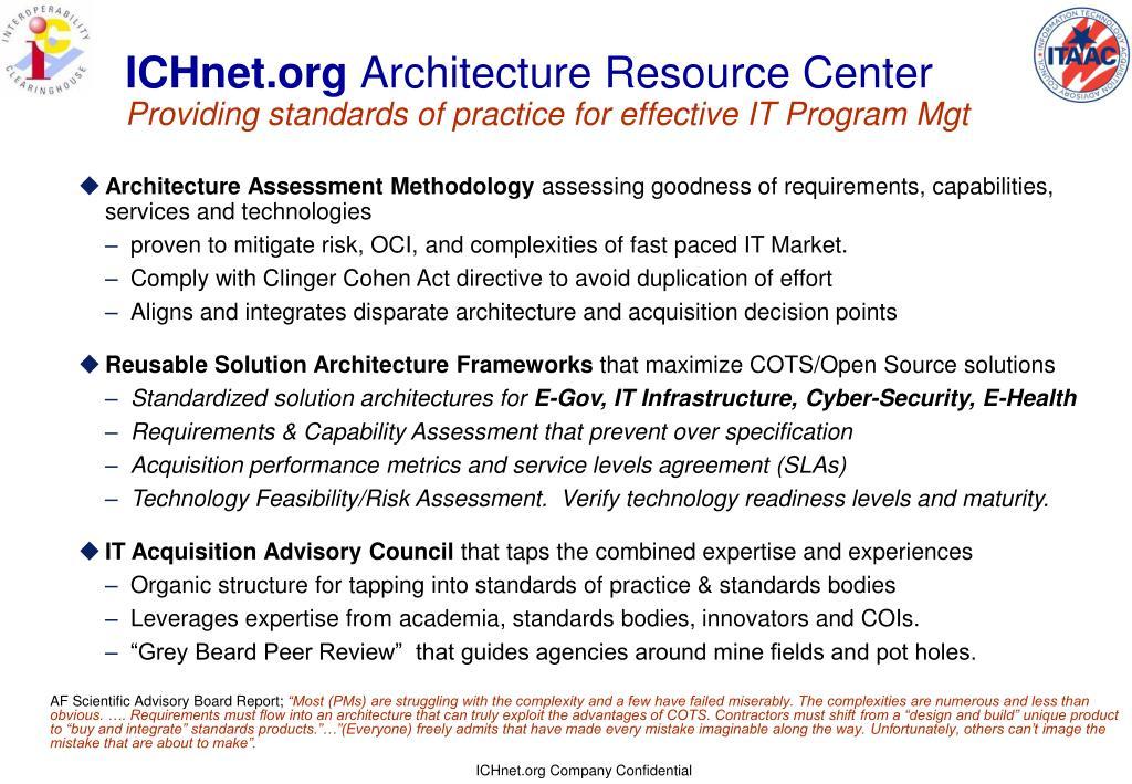 ICHnet.org
