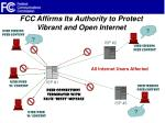 fcc affirms its authority to protect vibrant and open internet