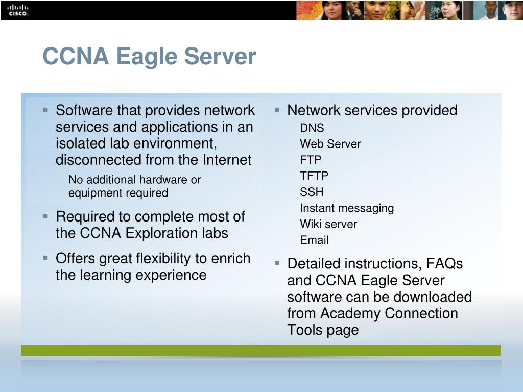 CCNA Eagle Server