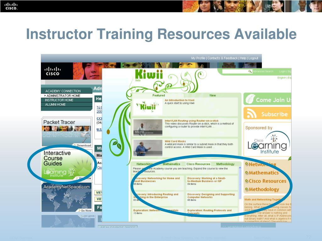 Instructor Training Resources Available