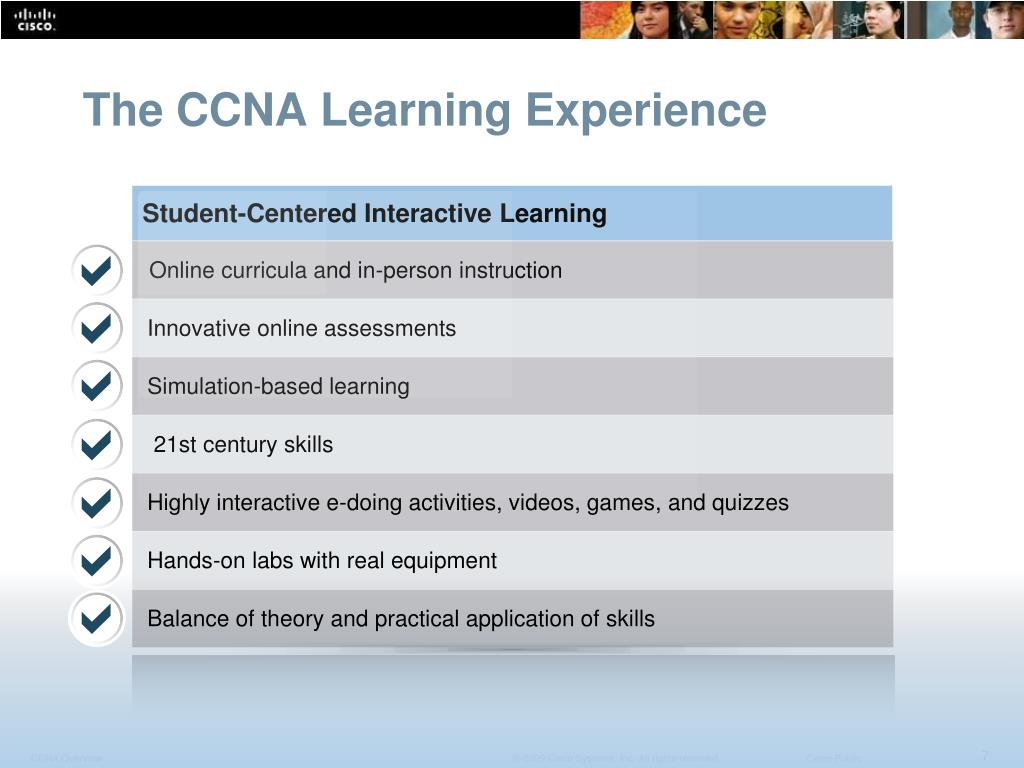 The CCNA Learning Experience