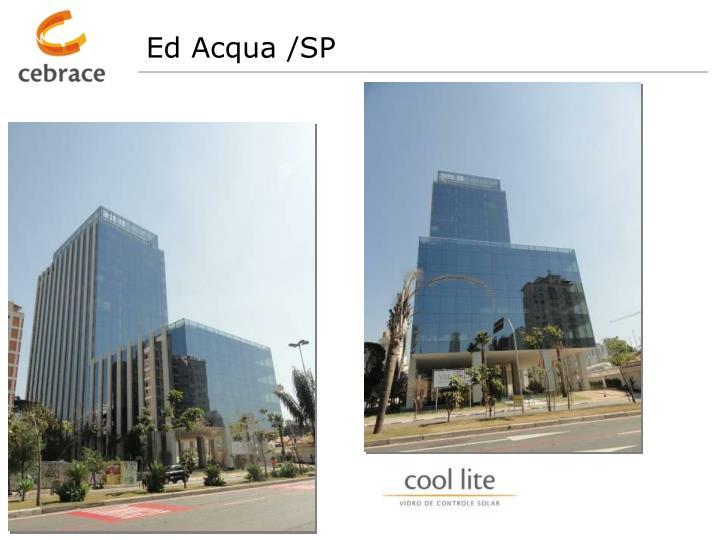Ed Acqua /SP