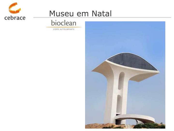 Museu em Natal