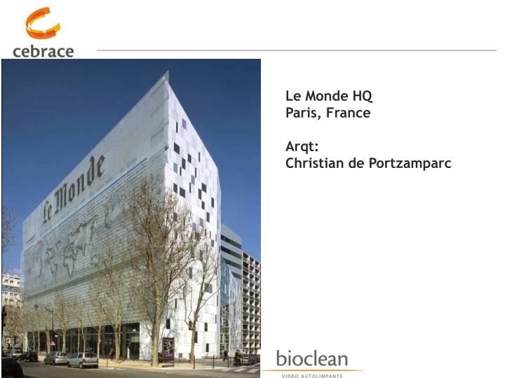 Le Monde HQ