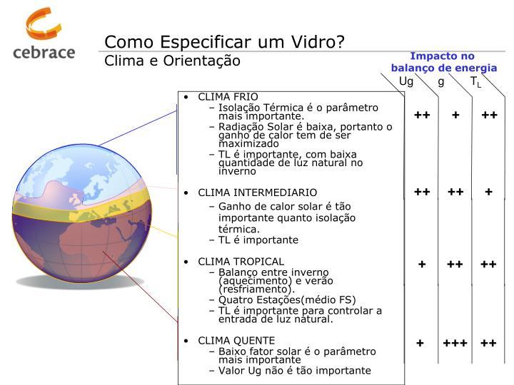 CLIMA FRIO