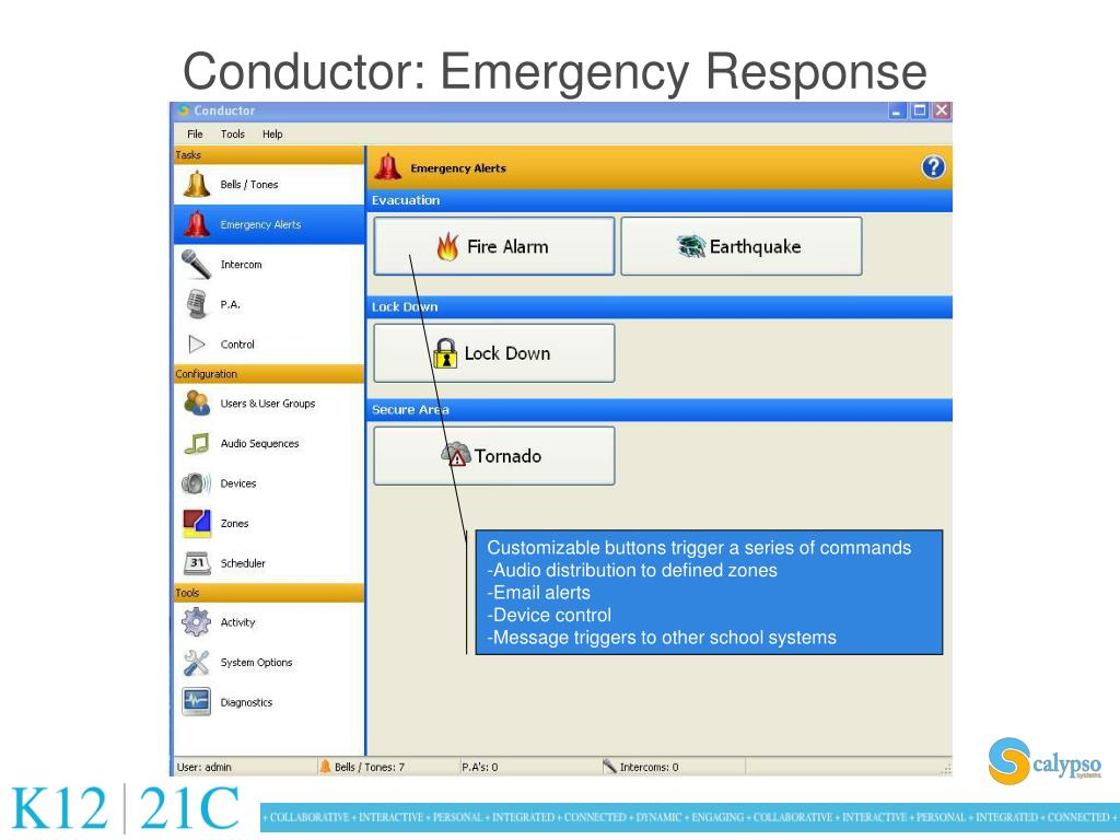 Conductor: Emergency Response